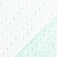 Mreža, prožna, pike, 19002-60, mint