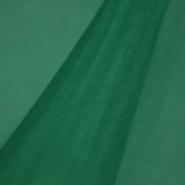 Organza, poliester, 22281-6539, zelena