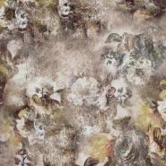 Jersey, viskoza, cvetlični, 21776-139