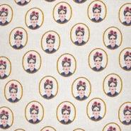 Deko, tisk, Frida Kahlo, 22328