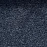 Saten, bombaž, 22356-008, temno modra