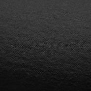 Flanela, bombaž, 21983-001, črna
