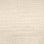 Tkanina, bombaž, žakard, 22581-101, bež