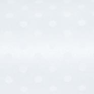 Damast, Judith, 320 cm, točke, 22821, bijela