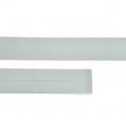 Obrobni trak, bombaž, 22891-62, svetlo siva