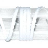 Medicinska elastika, okrogla, 5 mm, 10 m, 24489, bela