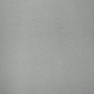 Jersey 10 m, bombaž, 100-20, svetlo siva