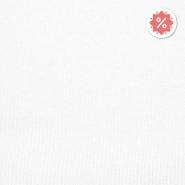 Triko materijal, čupav, 21641-1, bijela