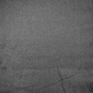 Saten krep, poliester, 18811-028, siva