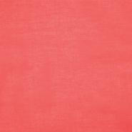 Bombaž, batist, 17831-538, oranžnordeča