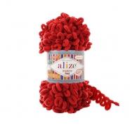 Preja, Puffy Fine, 23381-56, rdeča