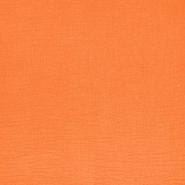 Tetra tkanina, dvojna, 4827-34, oranžna