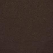 Bombaž, poplin, 4828-63, temno rjava