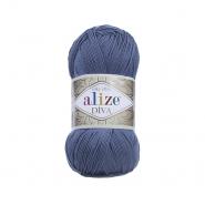 Garn, Diva, 23373-353, blau