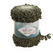 Preja, Puffy Fine Ombre Batik, 23385-7299, zelena