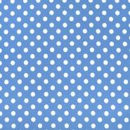 Jersey, bombaž, pike, 23524-15, modra