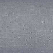 Bombaž, tanek, mečkanka, 4850-41, siva