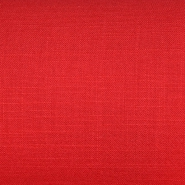 Bombaž, tanek, mečkanka, 4850-36, rdeča