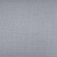 Bombaž, tanek, mečkanka, 4850-39, siva