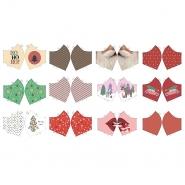 Pamuk, popelin, zaštitne maske, 23690-60