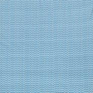 Jersey, bombaž, geometrijski, 23811-09, modra