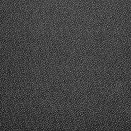 Jersey, bombaž, pikice, 23812-20, črna