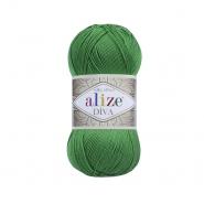 Garn, Diva, 23373-123, grün