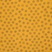 Tetra tkanina, dvojna, pike, 24239-033, oker