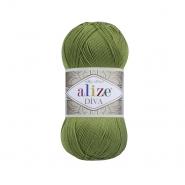 Garn, Diva, 23373-210, grün