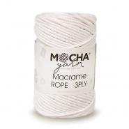 Pređa, Macrame Rope 2 mm, 24317-4, krem