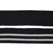 Patent, 8 cm, 5140-1, črna