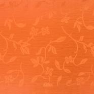 Otoman, cvijeće, 007_4146-108 narančasta