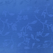 Ottoman, Jacquard, 4146-116, blau