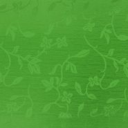 Otoman, žakard, 4146-127, živo zelena