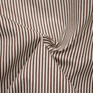 Cotton, poplin, stripes, 10059-258