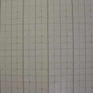 Deco jacquard, 280cm, Kilt, diamond, 12504-01, bige
