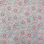 Bombaž, poplin, cvetlični, 12671-04