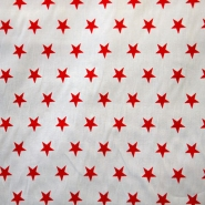 Cotton, poplin, stars, 12569-315