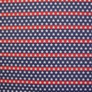 Deko žakard, zvjezdice, 12646-01