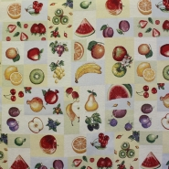 Deco jacquard, fruits, 12656-01