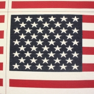 Deco jacquard, USA flag, 12658-70
