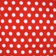 Velour, dots, 12469-05