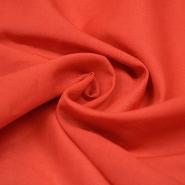Bombaž, tanek, 13154-9, koralno rdeča