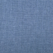 Deco fabric Queen, diamond, 16107-707, blue