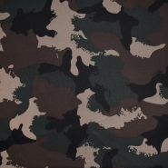 Cotton, twill 250, 13030-01, military