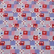 Cotton, poplin, patchwork, 13058-050