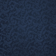 Damask, Vanessa, 13140-13, dark blue