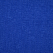 Linen, 022_11550-007, royal blue - Bema Fabrics