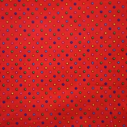 Cotton, poplin, dots, 13104-003
