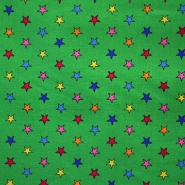 Cotton, poplin, stars, 13105-007